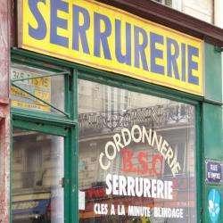 Belzunce Serrurerie Cordonnerie Paris