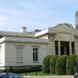 Bibliotheque Municipale Reims
