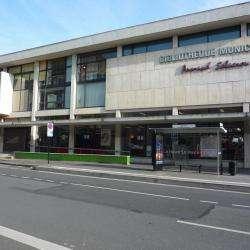 Bibliothèque Municipale Armand Salacrou Le Havre