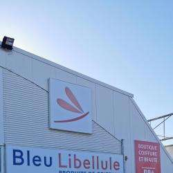 Coiffeur Bleu Libellule Grossiste - 1 -
