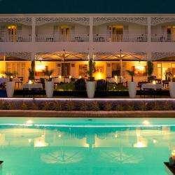 Blue Margouillat Seaview Hotel Saint Leu