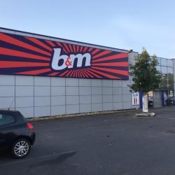 Supérette et Supermarché B&M - 1 -