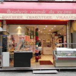 Boucherie Centrale Du Vingtième