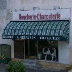 Boucherie Charcuterie Géraunon James