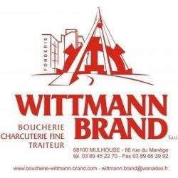 Boucherie Charcuterie Wittmann-brand