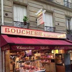 Boucherie Chaussepied Et L'avallonnaise Paris