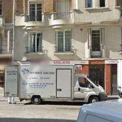 Boucherie De La Sabliere Paris
