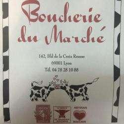 Boucherie Du Marché Lyon