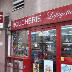 Boucherie Lafayette Lyon