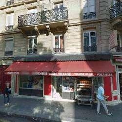 Boucherie Mon Village Paris