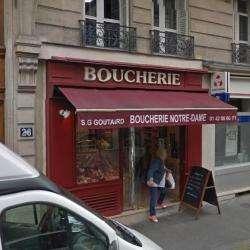 Boucherie Notre Dame