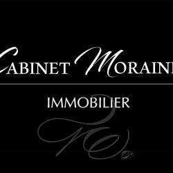 Agence immobilière CABINET MORAINE IMMOBILIER - 1 - Cabinet Moraine Immobilier  -