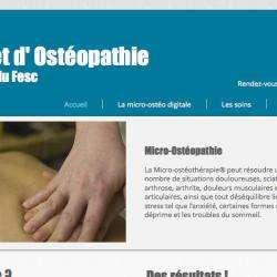 Ostéopathe André MARIE-JOSEPH - 1 - Osteopathe Montpellier, Kinesitherapeute Montpellier -