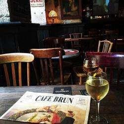 Cafe Brun Bordeaux