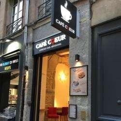Salon de thé et café Café Coeur - 1 -