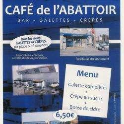 Café De L'abattoir Fougères