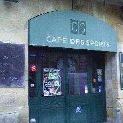 Café Des Sports Bordeaux