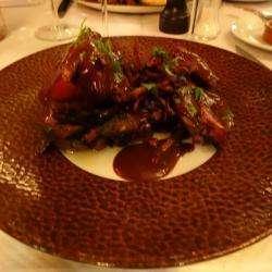 Restaurant Café du Levant - 1 - Palombe Aux Cèpes -