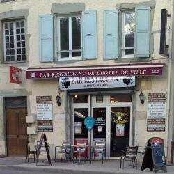 Cafe Restaurant Hotel De Ville Tullins
