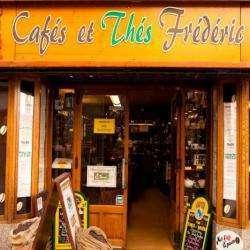 Cafés Et Thés Frédéric Grenoble