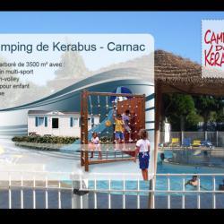 Camping De Kerabus Carnac