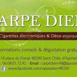 Tabac et cigarette électronique CARPE DIEM - 1 -