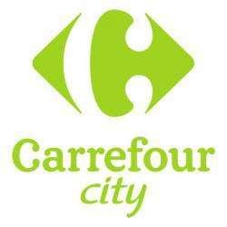 Epicerie fine Carrefour City - 1 -