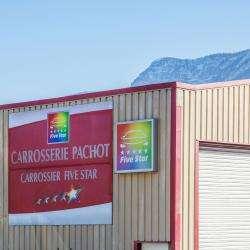 Garagiste et centre auto Carrosserie Pachot - 1 -