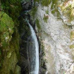Site touristique Grotte et Cascade de SEYTHENEX - 1 -