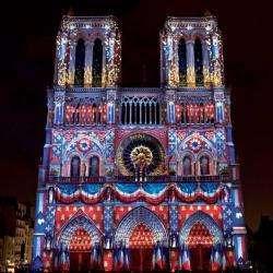 Cathédrale Notre Dame De Paris Paris