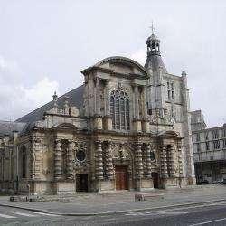 Lieux de culte Cathédrale Notre Dame du Havre - 1 -