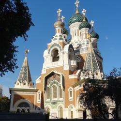 Cathédrale Orthodoxe Russe St Nicolas