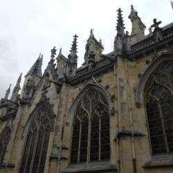Cathédrale Saint Cyr Et Sainte Julitte