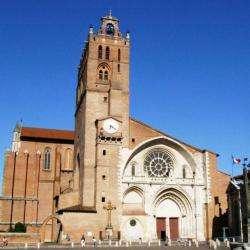 Cathédrale Saint-etienne Toulouse