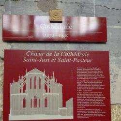 Cathédrale Saint Just Et Saint Pasteur Narbonne