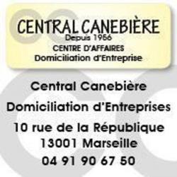Services administratifs Central Canebière - 1 -