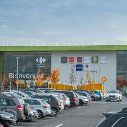 Centre Commercial Carrefour Les Bouchardes Crêches Sur Saône