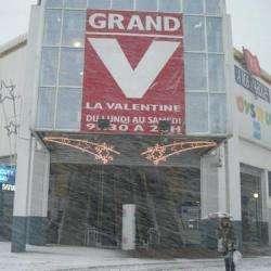 Centre Commercial Grand V La Valentine Marseille