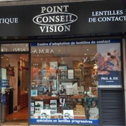 Opticien CENTRE DE VISION ET LENTILLES DE CONTACT - 1 -