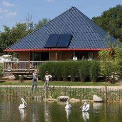 Cerza Safari Lodge Hermival Les Vaux
