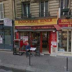 Boucherie Avner Paris