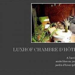 Chambre D'hôtes Le Luxhof  Lautenbach