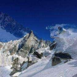 Ville et quartier Chamonix Mont Blanc - 1 -