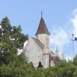 Ville et quartier Chapelle du Calvaire - 1 -