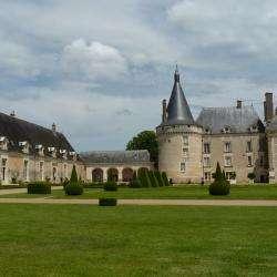 Site touristique Château d'Azay le ferron - 1 -
