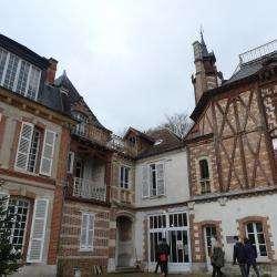 Musée Château de By, Rosa Bonheur  - 1 -