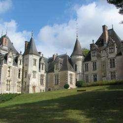 Château De Candé Monts