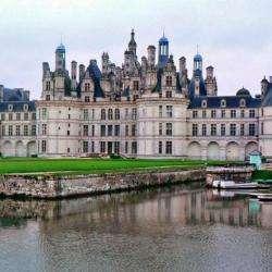 Château De Chambord Chambord