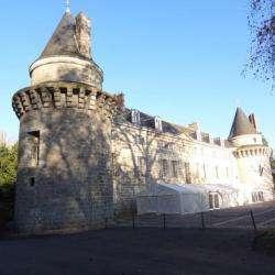 Château De Dormans Dormans