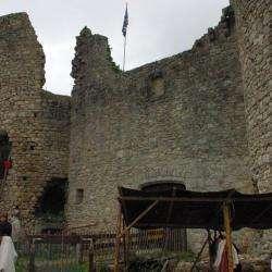 Site touristique Château De Lastours - 1 -